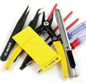 Modeling Tool set 10in1 - UA90074