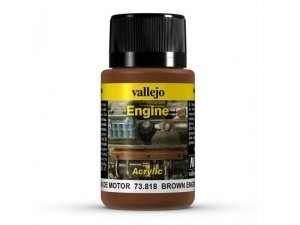 Weathering Brown Engine Soot 40 ml - Vallejo 73818