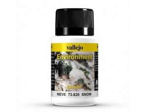Weathering Effects Environment Snow 40ml Vallejo 73820