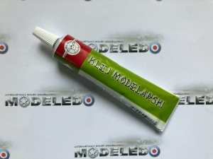 Modeling glue in a tube Wamod nr 14