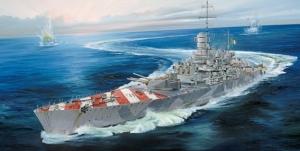 Model Trumpeter 05777 Italian Navy Battleship RN Roma (1943)
