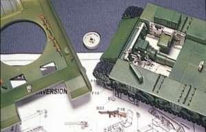 M10 Interior Conversion Kit - Hobby Fan HF013