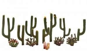Woodland TR3600 Kaktusy - 13 szt