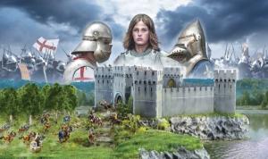Casstle Under Siege - 100 Years War 1337/1453 Battleset 6185