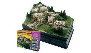 Mountain Diorama Kit - Woodland SP4111