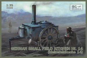Zestaw małej kuchni polowej HF 14 IBG 35008