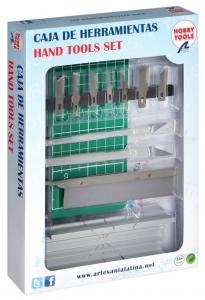 Basic set of modeling tools - Artesania 27002N