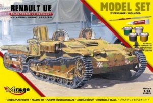 Model Set - Renault UE Universal Scout Carrier model 835095