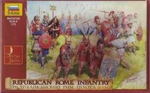 Zvezda 8034 Republican Roman Infantry