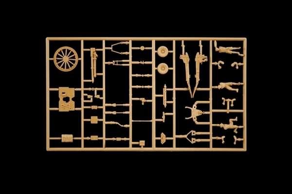 Battle Set El ALamein The Railway Station Italeri 6181 zestaw modelarski do sklejania image_1_ita6181_y-image_Italeri_6181_6