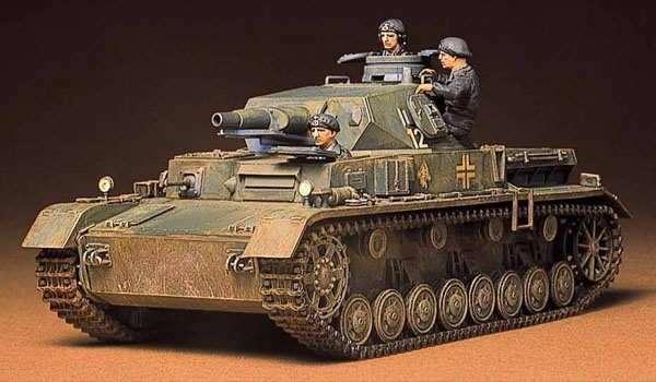 Tamiya 35096 w skali 1:35 - niemiecki czołg Panzer IV wersja D - image a-image_Tamiya_35096_3