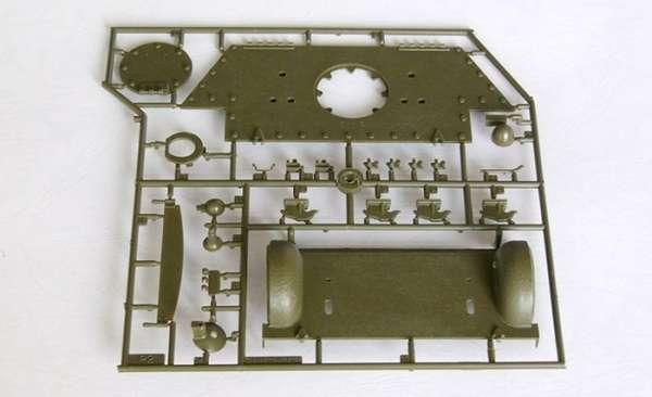 Trumpeter 00903 w skali 1:16 - model Soviet Tank T34/76 model 1943 - image h-image_Trumpeter_00903_3