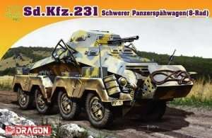 Dragon 7483 Sd.Kfz.231 Schwerer Panzerspahwagen (8-Rad)
