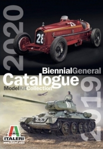 Katalog Italeri 2019 - 2020