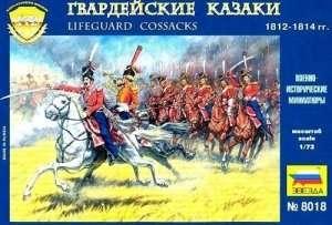 Zvezda 8018 Lifeguard Cossacks 1812-1815