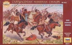 Zvezda 8031 Carthagenian Numidian Cavalry