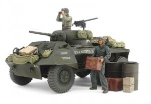 Tamiya 25196 Samochód pancerny M8 Greyhound skala 1-35