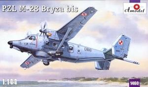 Samolot PZL M-28 Bryza Bis model do sklejania
