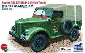 Model Soviet GAZ 69(M) 4X4 Bronco 35096