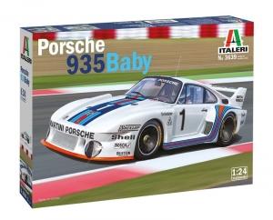 Italeri 3639 Samochód Porsche 935 Baby