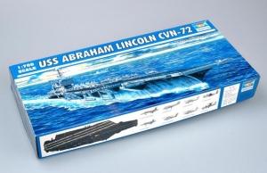 Lotniskowiec USS Abraham Lincoln CVN-72 Trumpeter 05732