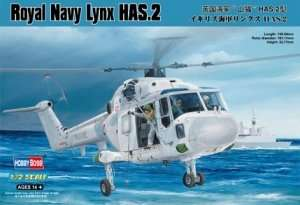 Model śmigłowca Royal Navy Lynx HAS.2 Hobby Boss 87236