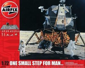 Airfix A50106 Zestaw z farbami Apollo 11