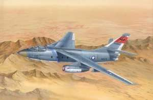 Trumpeter 02870 TA-3B Skywarrior Strategic Bomber