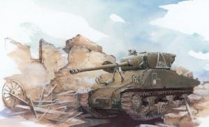 Dragon 6188 Czołg M4A2 (76) Czerwona Armia