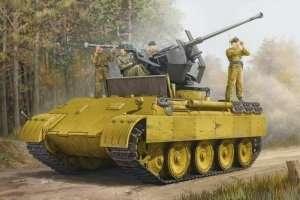Hobby Boss 82492 German Panther Ausf.D Flak Bergepanther