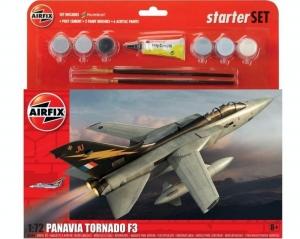 Airfix A55301 Zestaw startowy Panavia Tornado F3 z farbami