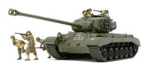 Tamiya 35319 U.S. Tank T26E4 Super Pershing