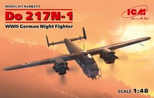 Model nocnego myśliwca Dornier Do 217N-1 ICM 48271