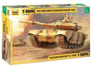 Zvezda 3675 Czołg podstawowy T-90MS