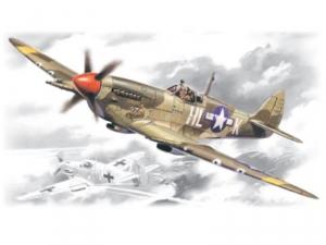 ICM 48065 Samolot Spitfire Mk.VII