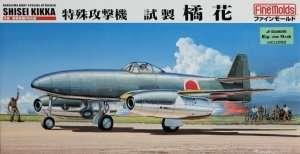 Odrzutowiec bombowy Nakajima Shisei Kikka - FB10