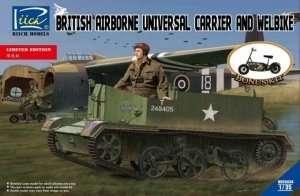 Model Universal CarrierMk.III & Welbike Mk.2 Riich Models RV35034