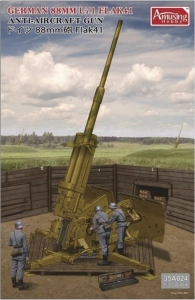 Armata 88mm L71 Flak 41 Amusing Hobby 35A024