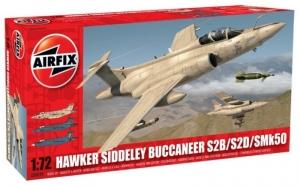 Airfix A04049 Samolot Hawker Siddeley Buccaneer S2B/S2D/SMk50