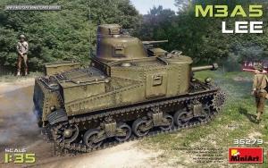 Model MiniArt 35279 czołg Lee M3A5