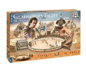 Italeri 6196 Zestaw bitewny - Gladiatorzy