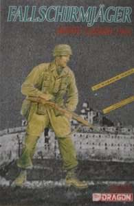 Dragon 1603 Fallschirmjager Monte Casino 1944