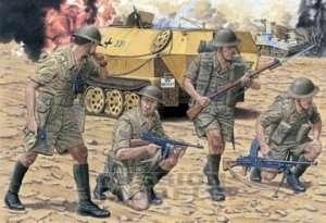 Dragon 6390 British 8th Army Infantry - El Alamein 1942