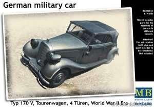 Model Mercedes-Benz 170V Tourenwagen MB35100