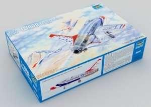 Trumpeter 03222 F-100D Thunderbirds