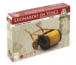 Italeri 3106 Leonardo da Vinci - Mechaniczny bęben