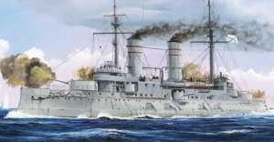 Trumpeter 05337 Pancernik Cesarzewicz 1917 skala 1-350