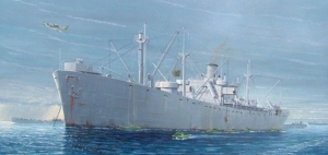 Trumpeter 05301 Liberty Ship S.S.Jeremiah O Brien
