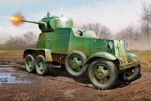 Hobby Boss 83838 Samochód pancerny BA-3 skala 1-35