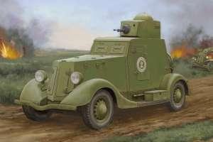 Hobby Boss 83883 pojazd pancerny BA-20 wersja 1939